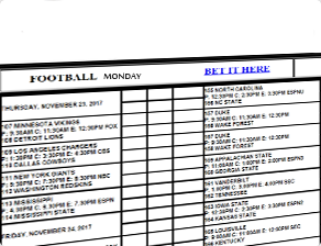 graphic relating to Printable Football Line Sheets named Printsheet interior - No cost Soccer Alternatives, Most recent Las Vegas